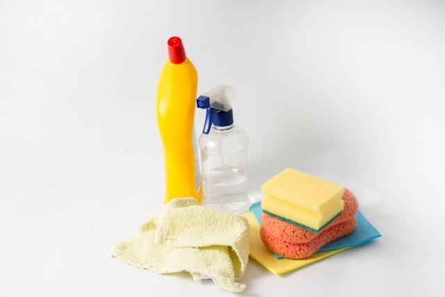 便器の掃除に役立つ道具は色々あります