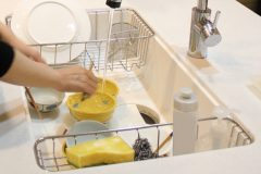食器洗いを効率的にするにはため洗いがいいの?