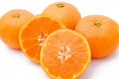 みかんの皮がレンジ掃除に役立つって本当?