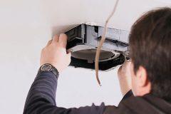 換気扇の防虫網を自分で掃除することは可能?