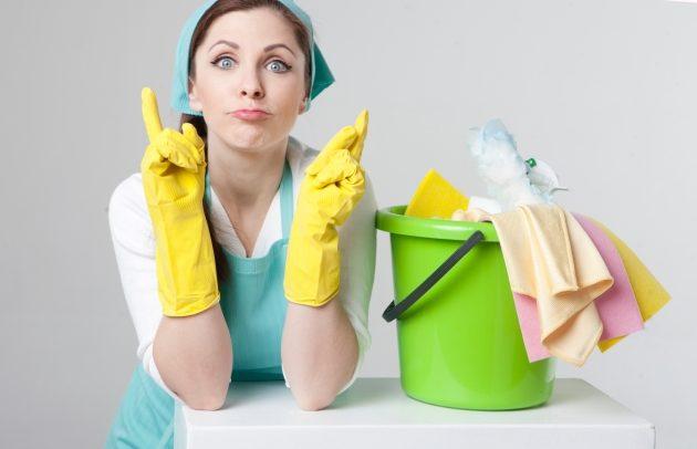雑巾 掃除 床掃除