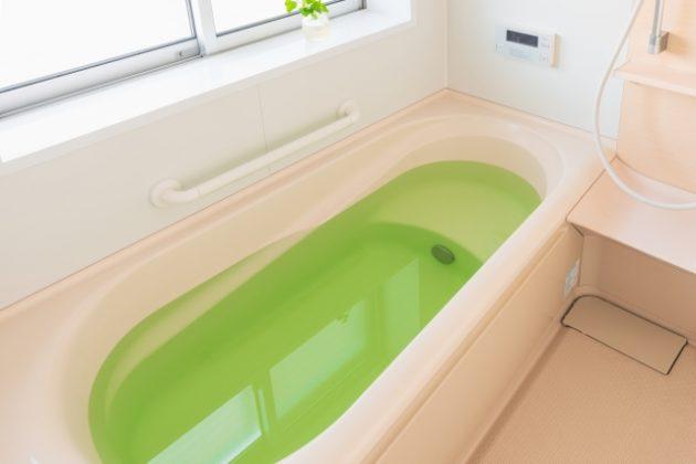 風呂釜清掃