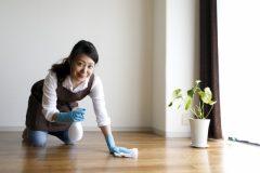雑巾がけで床の汚れを落とすポイントとは?