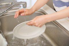 食器洗いの基本