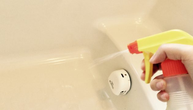お風呂アルカリ性洗剤