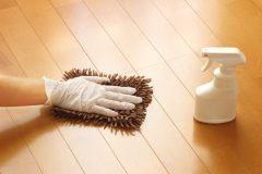 雑巾がけにハッカ油を使うと効果的なの?