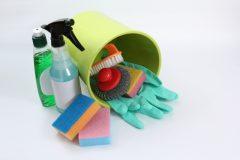 お風呂掃除で排水口の髪の毛を溶かす方法とは?