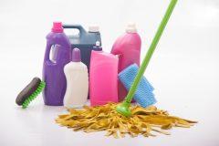 トイレ掃除には酸性とアルカリ性どちらの洗剤が向いているの?