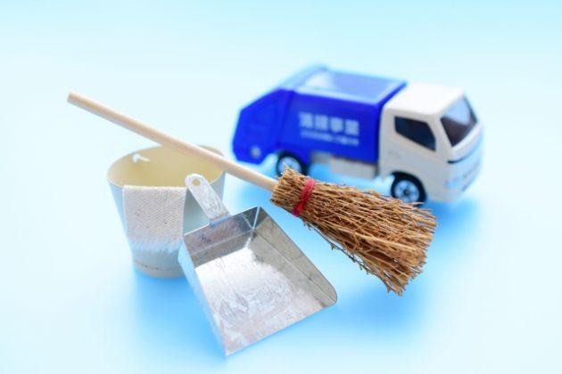 大掃除チェックリストの作り方(テンプレート付き)