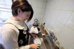 食器洗いでイライラしない方法はある?