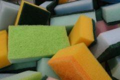 食器洗いスポンジの雑菌を減らすには?
