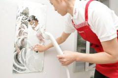 お風呂掃除で鏡の汚れ落としにはクエン酸が効果的?
