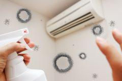 夏本番前にやるべきエアコンのカビ掃除。自分でできる簡単お掃除方法