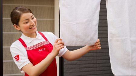 家事代行で洗濯を任せるメリットって?