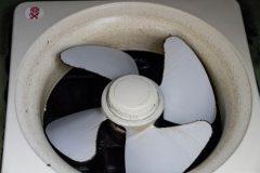 換気扇を掃除する際に注意するべきポイントは?
