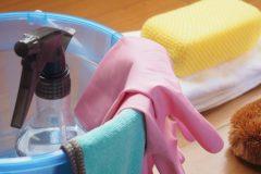 大掃除は効率的に、便利グッズを使った簡単お掃除方法とは?